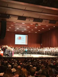 2018 NMMEA All-State Mixed Choir
