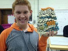 Mason's 1st Place coil container