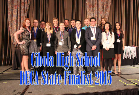 DECA State Conference 2015